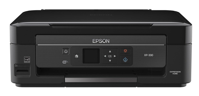 Epson Expression Home Xp 330 Wireless Color Photo Printer