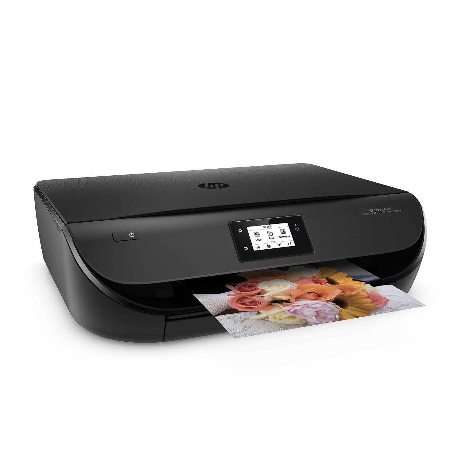 HP Envy 4520 Wireless All-in-One Photo Printer with Mobile ...